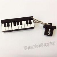 NEW pen drive Piano electronic organ music instrument USB flash drive 2.0 Pen stick memory U disk 4GB 8GB 16GB 32GB