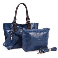 Handbags fall winter 2014 new crocodile fashion handbag shoulder oblique crossing hands grape mother bag 2201