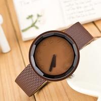 New Fashion Leather Strap Watches Women Dress Watches Quartz Wristwatch Watches AW-SB-1168