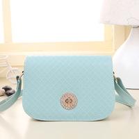 2014 new Korean version of sweet casual pu handbag bag Shoulder Messenger bag factory direct stereotypes