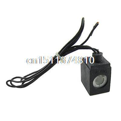 Current Flow Control Magnetic Valve Coil AC 110V w Wire(China (Mainland))