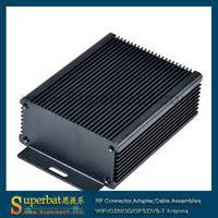 100X80X37.5mm Aluminum Project Box Enclousure Case electronic DIY Customized