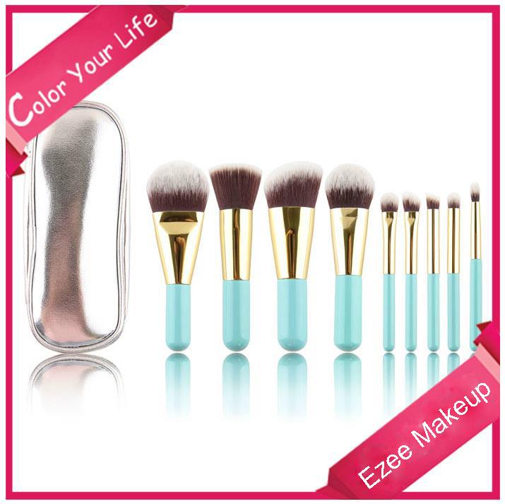 цена на Кисти для макияжа LICHEE SU 9 9pcs makeup brush set
