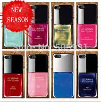 TPU nail polish bottle soft phone case for 5/5s,4/4s