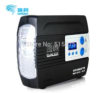 Windek digital electric mini Car Tire Inflator pump Default setting tire pressure 12V portable inflator