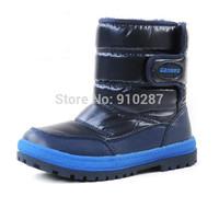 Top Brand children shoes ! 2014 winter kids boots boys&girls winter shoes waterproof slip-resistant fashion kids winter boots