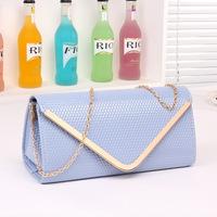 2014 summer new candy-colored retro styling small satchel bag Korean Shoulder Messenger bag tide bag a generation of fat