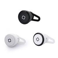Mini Bluetooth Earphone In Ear Earpiece for Cell Phones Call wtih Ear hook Mic