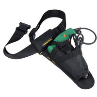 Tool Bag Pouch Professional Electricians Lithium drill Kit Pockets w/ belt