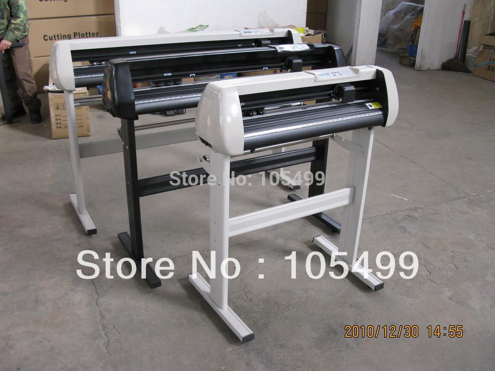 Flatbed Plotter Cutter Machine Vinyl Cutter Plotter Machine