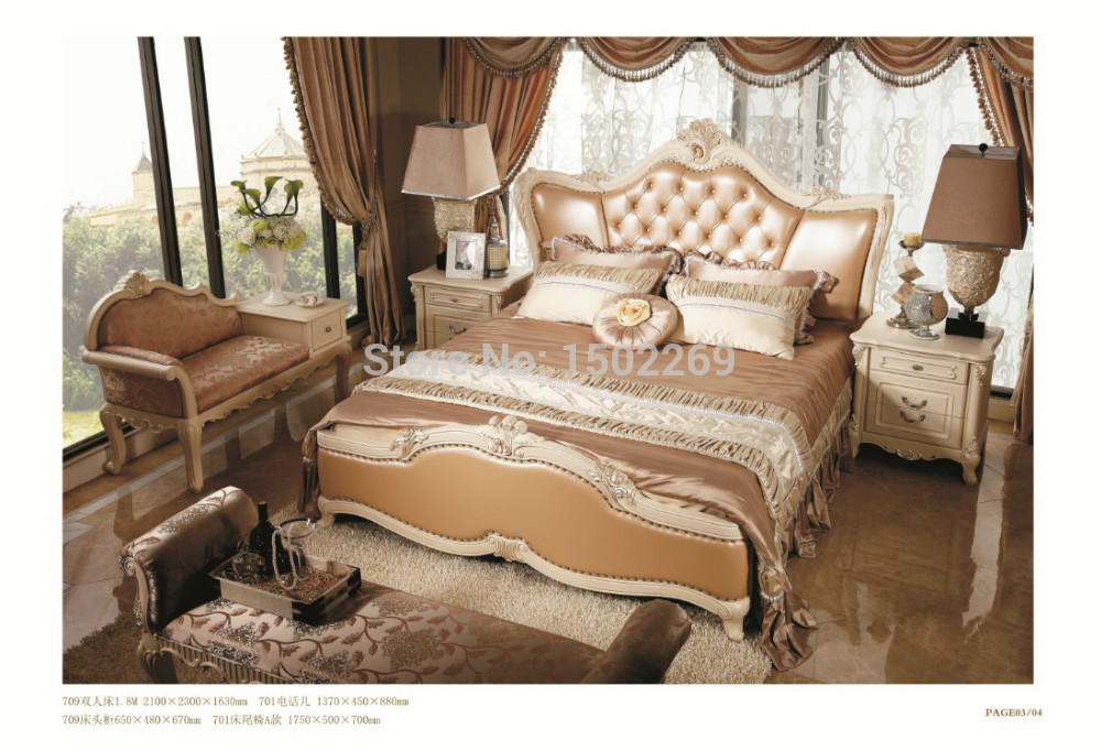 Factory Directly Sell Luxury Furniture Classical Style Furniture Ship to all over the world(China (Mainland))