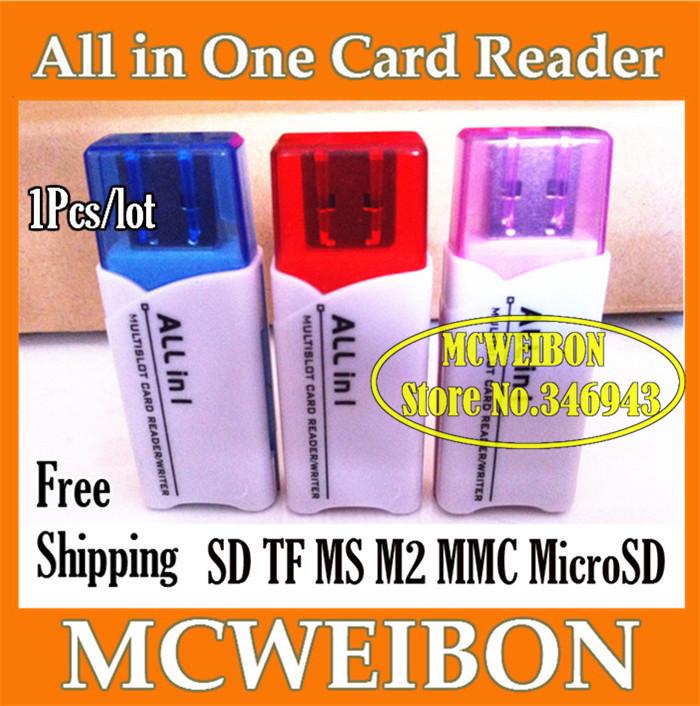 Flash drive adattatore usb microsd usb tutto in un lettore di schede di memoria di 2.0 multi scheda di memoria lettore di schede scrittore chip card cartao sd