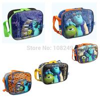 Children Monster University Backpack Boys Shoulder Bags Cute Kids Students Cartoon Lunch Box for Child Christmas Gift