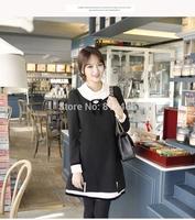 New Fashion Women Dress Autumn Dress, Winter Dress, Peter Pan Collar  Cutr Dress