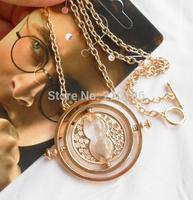 20 PCS/lot  Cosplay Harry Potter necklace necklace time converter