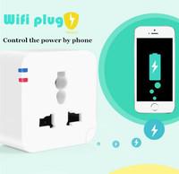 New Arrivel!  Wifi Smart US Plug for Iphone Ipad Android Smartphone Plug Wireless Switch Smart Smart Plug Wifi Socket