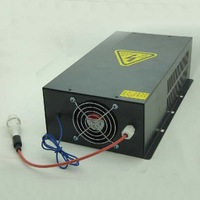 80W co2 laser power supply for co2 laser tubes