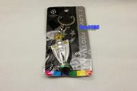 New Free shipping 1pcs Fake Premier league cup Trophy Keychain souvenirs