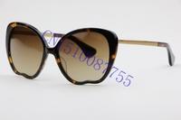Apple Frame Unisex Sunglasses SMU12N Metal Plate Frame Leopard colors (tortoiseshell) Elegant Cute