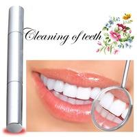 1 PCS White Teeth Whitening Pen Teeth Gel Whitening Bleach NEW 2014 Drop Shipping