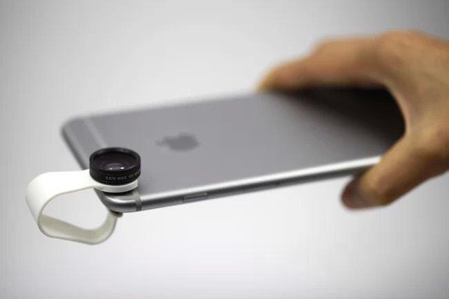 0.47X Wide Angle camera photo Lens+10X macro phone camera lens accessories