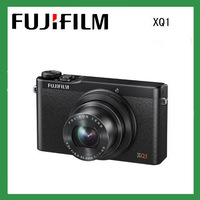 100% Original Fujifilm Genuine Black/Silver Fuji (FUJIFILM) XQ1 Digital Camera Free Shipping