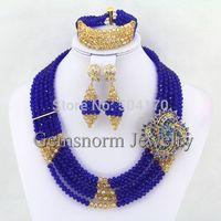 Fashion Women Jewelry Set Bridal Necklace Set Bridesmaid Jewelry Set African Party Jewelry Set 2015 New Free Shpping GS769