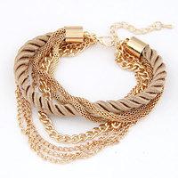 Fashion A low-key fashion woven Bracelet