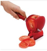 Tomato Holder Slicer Guide Knife Potato/Onion Fruit Vegetable Cutter/tomato slicer knife