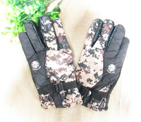 Winter Warm/Windproof Camouflage gloves for Bicycle Cycling Hiking Motorcycle Riding Skiing