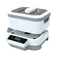 New arrival Skymen 110V/220V jewelry/glasses/watch ultrasonic cleaner with CE, RoHS