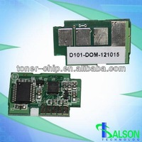 mlt d101s reset toner chip for samsung ml 2160 2165 2168 cartridge chip laser printer chips china manufacture
