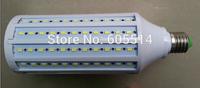 [Seven Neon]Free DHL shipping 10pcs 220V 30W 165leds 5730 SMD LED Corn Bulb Light ,E27/ B22/E14 LED corn bulb