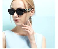 Sports Sunglasses Girls Cycling Glasses Sunglasses Women Brand Designer Coating Sunglass Oculos De Sol Feminino 2048