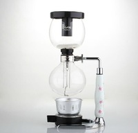 2/3/5 cups Siphon pot coffee maker Siphon tea pot
