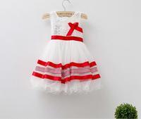 2014 Girls princess dress , girls tutu dress , girls dresses , 5pcs/lot  WMX16