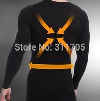 Men Body Belly Waist Girdle Long Sleeve Shirt Slimming Tummy Waist Shaper Trainer Underwear slimming control body shaper for men