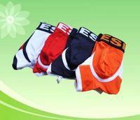 Free shipping !! 3pcs/lot 100% brand underwear 2014 New Boxer underwear cueca boxer High quality cotton men underwear C-361