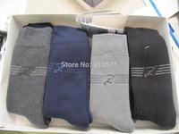 2015 big size thick mens socks winter men thermal cotton socks high quality hiking socks for men