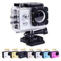 New SJ4000 Gopro Action Sport Camera 1080P Full HD Helmet Underwater Waterproof Video Sports Camera Gopro Style Car DVR
