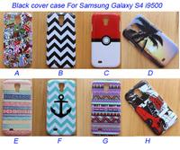 1pcs New Fashion Vintage Aztec Print JDM eat sleep Hard Back Cover Case For Samsung Galaxy S4 i9500