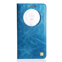 High-grade leather, mobile phone shell, phone holster Mobile Shell Phone sets case caso Cases Casos  for  LG G3 g3