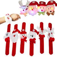 Free shipping HR020 Christmas gift christmas hand ring Christmas decoration Christmas handcuffs christmas pat circle