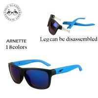 Exchange Arms Brand ARNETTE Sunglasses Men Sport Cycling Glasses Mirror oculos de sol Mormaii 18 Colors Arnette sun glasses