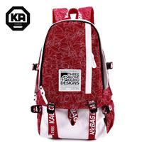 Kaukko Best Men's Vintage Canvas Backpack Rucksack WomenSchool Bag Satchel Hiking Travel Camping Bag