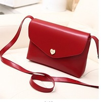 Free shipping women bag leather shoulder bag messenger bag
