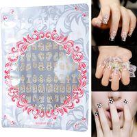 103pcs Stickers New Women 3D Design Nail Art  Sticker Manicure Tip Makeup DIY Decorations#61294