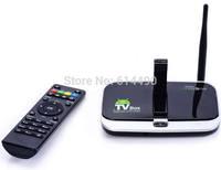 CS918S Andriod 4.4 Smart TV Box A31 Quad Core 2GB RAM 16GB ROM Built in 5.0MP Camera XBMC Bluetooth 3G 4K WIFI Android TV Box