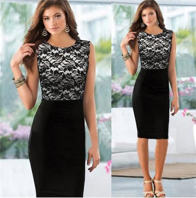 Женское платье Sevenland store 2015 vestido Festa LQ525 WX160133 managing the store