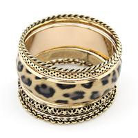 Fashion retro leopard Bracelet
